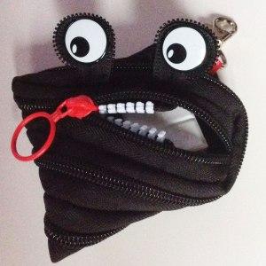 Mein mini Monster von Zipit für meinen Traubenzucker!