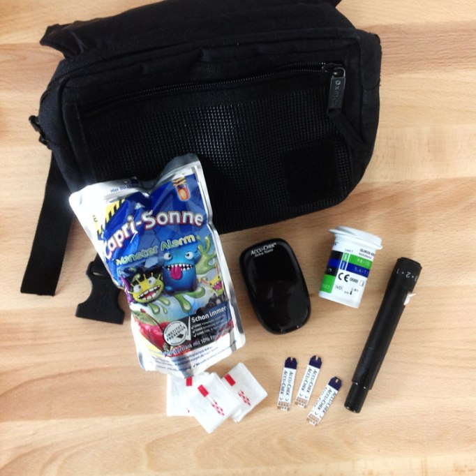 whatinmydiabetessportsbag