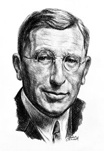 Sir Frederick Banting - Quelle: Historica Canada