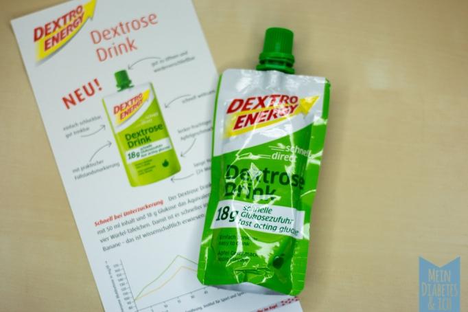 Der neue Dextrose Drink